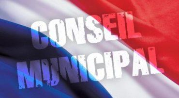 CONSEIL MUNICIPAL en date du  LUNDI 3 AVRIL 2017