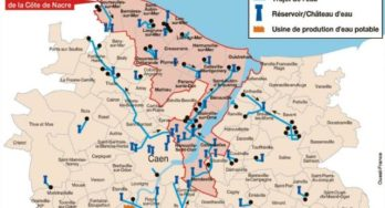 D'où vient l'eau potable de la Côte de Nacre