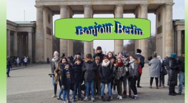LES JEUNES A BERLIN