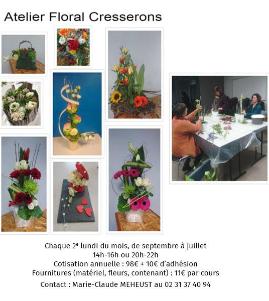 Atelier Floral Cresserons