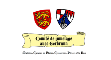 Rentrée des associations : comité de jumelage avec Gerbrunn